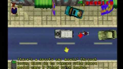 Let's Play Grand Theft Auto PT 30 LC 2 Top Middle Phone