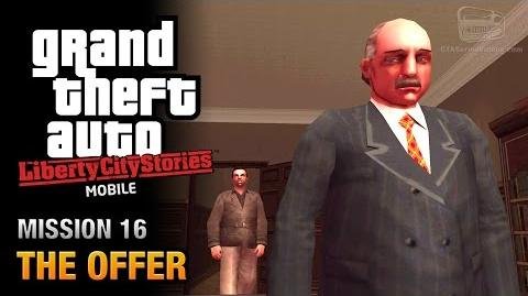 GTA Liberty City Stories Mobile - Mission 16 - The Offer