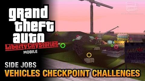GTA Liberty City Stories Mobile - Scrapyard Challenge, Go Go Faggio & Wrong Side of the Tracks