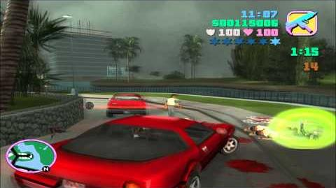 GTA Vice City - Vice Point Rampages HD