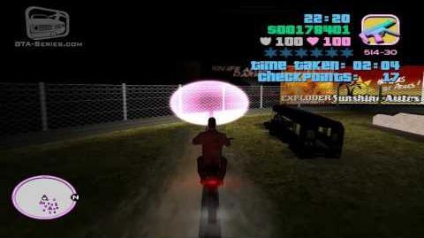 GTA Vice City - Walkthrough - Stadium Event - Dirtring