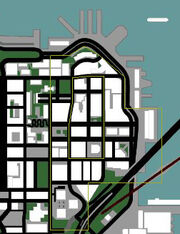 Downtown SF Map