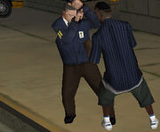 FBI-criminal fight