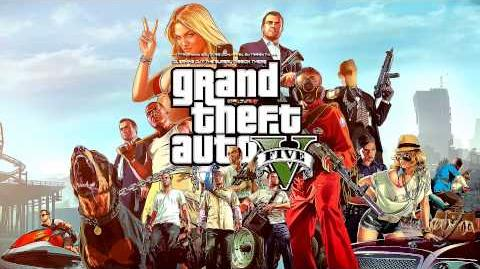 Grand Theft Auto GTA V - Cleaning out the Bureau Mission Music Theme