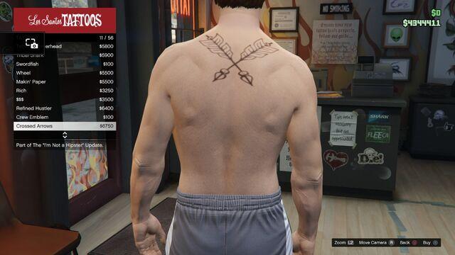 File:Tattoo GTAV Online Male Torso Crossed Arrows.jpg