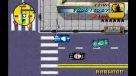 GTA Advance Mission 10 - Droppin' Bombs