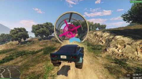GTA Online Stunt - Rally