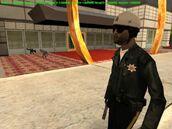 Motor Officer GTASA Las Venturas