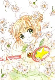 Sakura Kinomoto.