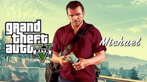 Grand Theft Auto V Michael