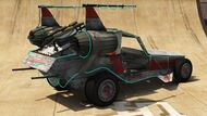 Space Docker GTAV Rear Quarter View