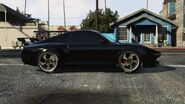 Comet Gta V Side View