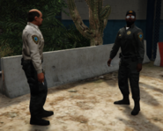 SASPA Officers GTA V