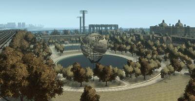 MeadowsPark-GTA4-northeastwards