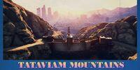 Tataviam Mountains