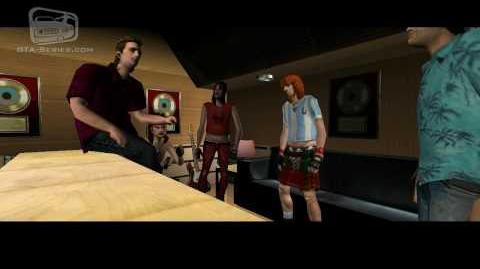 GTA Vice City - Walkthrough - Mission 25 - Psycho Killer (HD)
