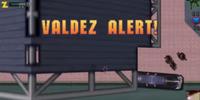 Valdez Alert!
