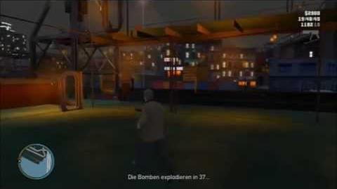 GTA IV Bomb da Base II B.D.B.2 Glitches & Bugs