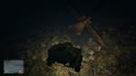 Wreck CargoPlane Zancudo GTAV Tail damage