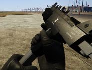 Micro SMG reloading GTA V