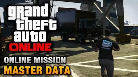 GTA Online - Mission - Master Data Hard Difficulty