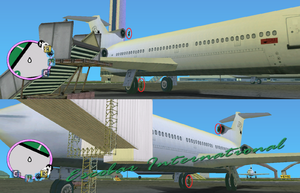 GTAVC HiddenPack 92 under SW plane of West passenger causeway
