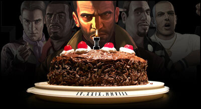 Happy Birthday GTA!