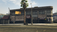 Muscle Gym GTAV Vinewood