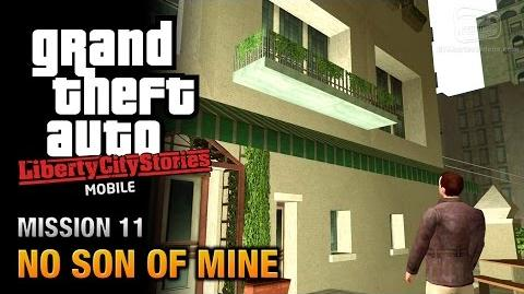 GTA Liberty City Stories Mobile - Mission 11 - No Son of Mine