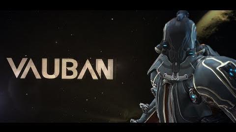 Warframe Profile - Vauban