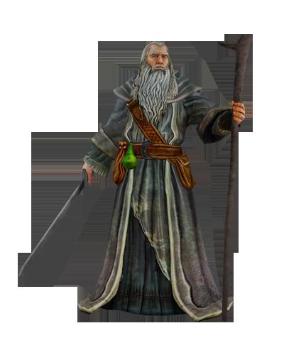 Gandalf-fade
