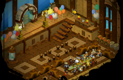 Guild party photo no.4