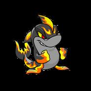 Fire Jetsam