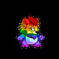 Yurble rainbow