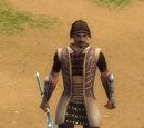 Chef du ravitaillement impérial Kagno