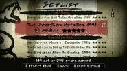 Setlist-GHM