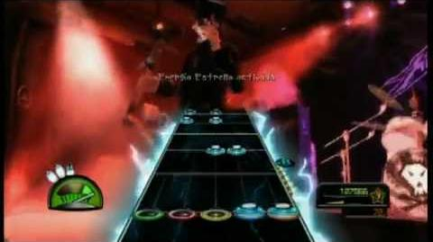 Guitar Hero Metallica (Xbox 360) - Evil (Expert Guitar) 91% w King Diamond