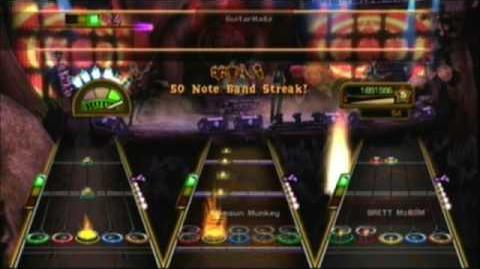 Guitar Hero Smash Hits - Smoke on the Water Full Expert Band 2.3 Mil
