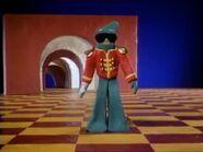 Gumby as Michael Jackson