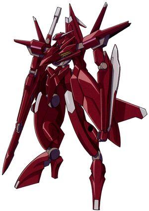 GNW-20000 - Arche Gundam - Front View