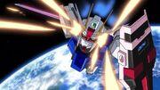 Ootori Strike Rouge Kira Yamato Custom 021