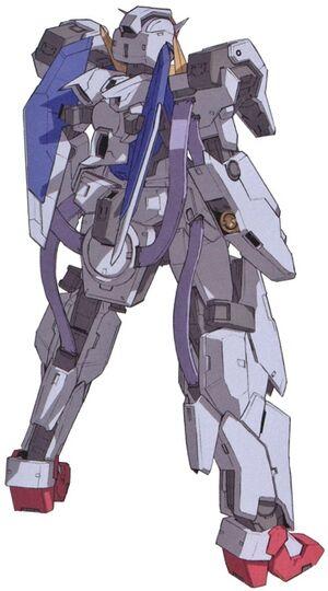 GNY-004 - Gundam Plutone - Back View
