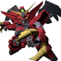 Unit as gundam virsago