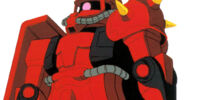MS-06R-2 Zaku II High Mobility Type
