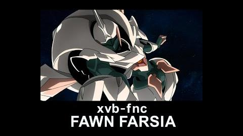 MSAG40 FAWN FARSIA (from Mobile Suit Gundam AGE)