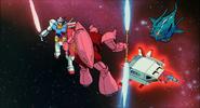 Gundam vs Gelgoog (CCA Version)