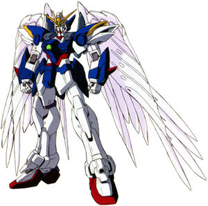Wing Gundam Zero CustomW0