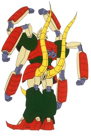 GF13-041NSI Ashura Gundam