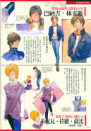 Mobile Suit Gundam Unicorn characters 4