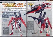 00V Arios Gundam Ascalon